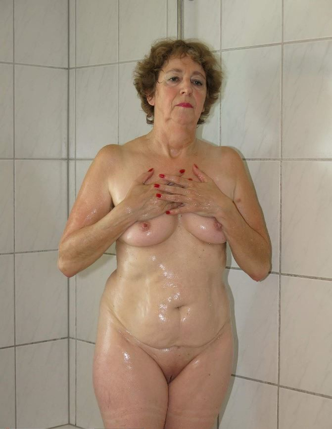 Hot old grannies naked 3