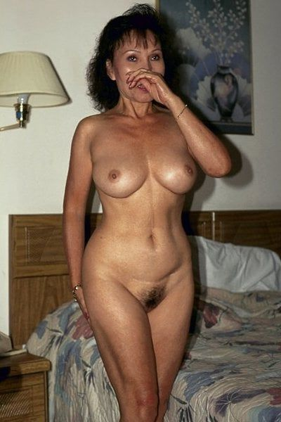 Mature asian with big tits