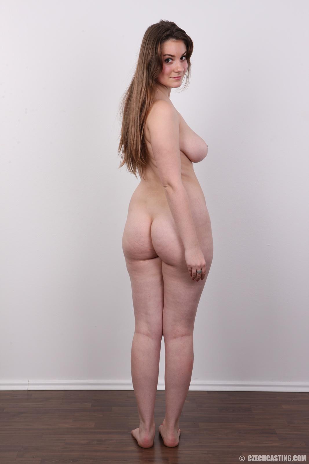 Czech casting busty skinny