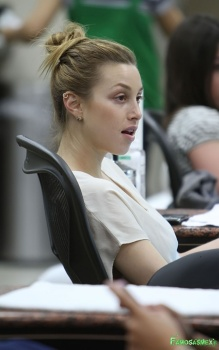 Whitney port downblouse