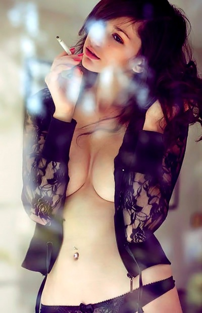 Smokin hot asian babe