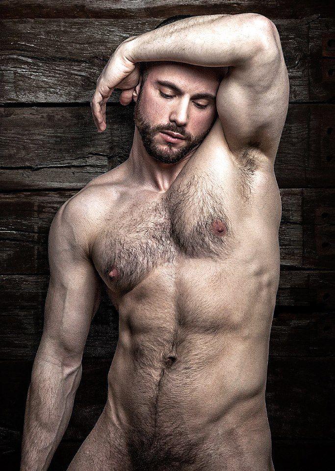 Gay hairy hunks naked