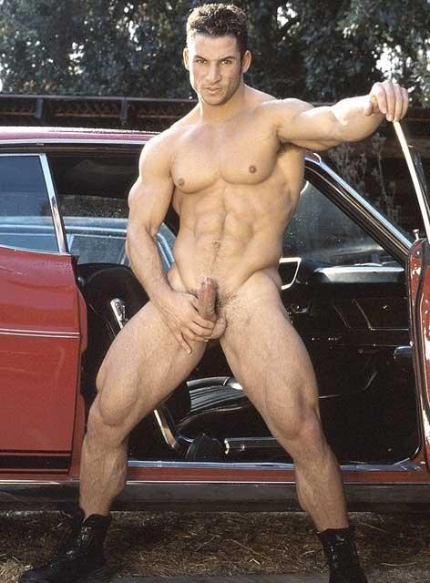 Marco rossi gay porn model