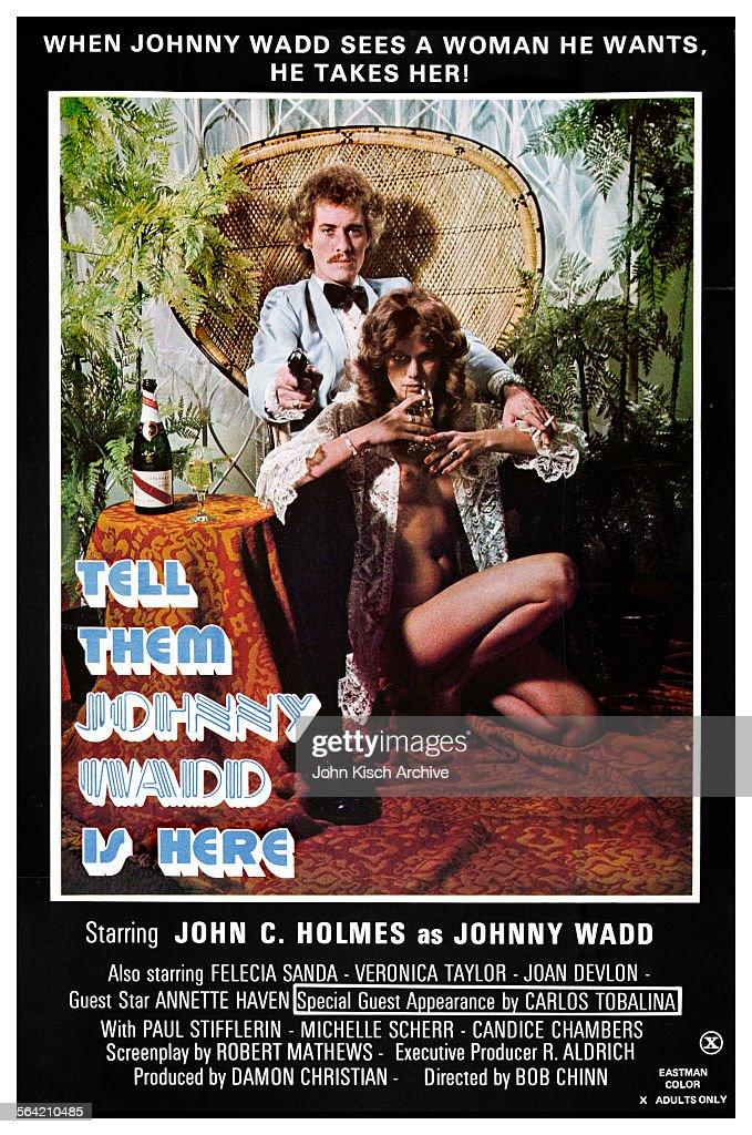 Johnny wadd john holmes
