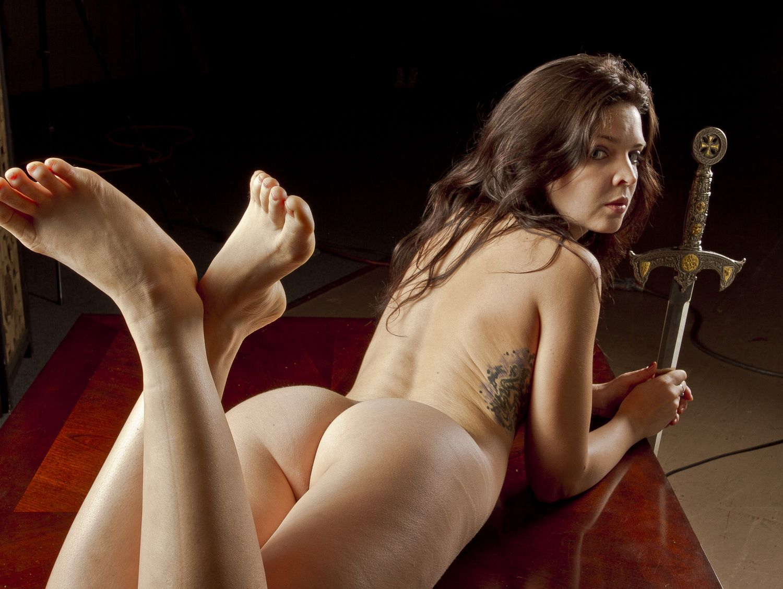 Fantasy sexy nude women