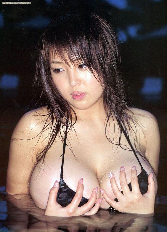 Harada ourei boobs