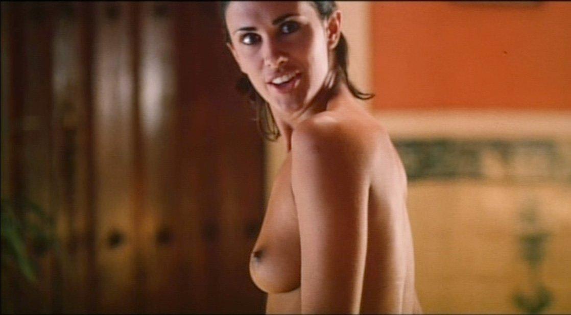 Ana lasalvia desnuda