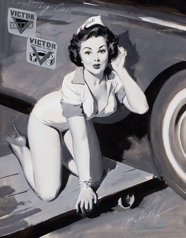 Vintage retro classic gallery