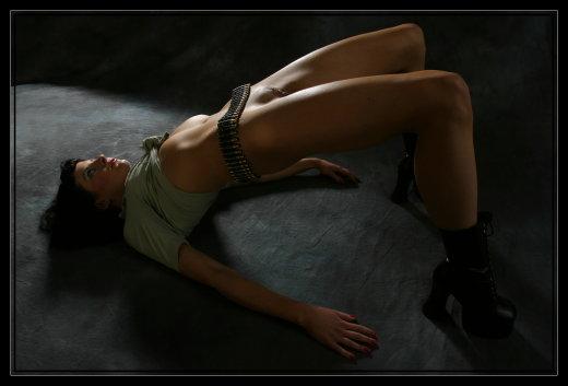 Fine art erotic nudes