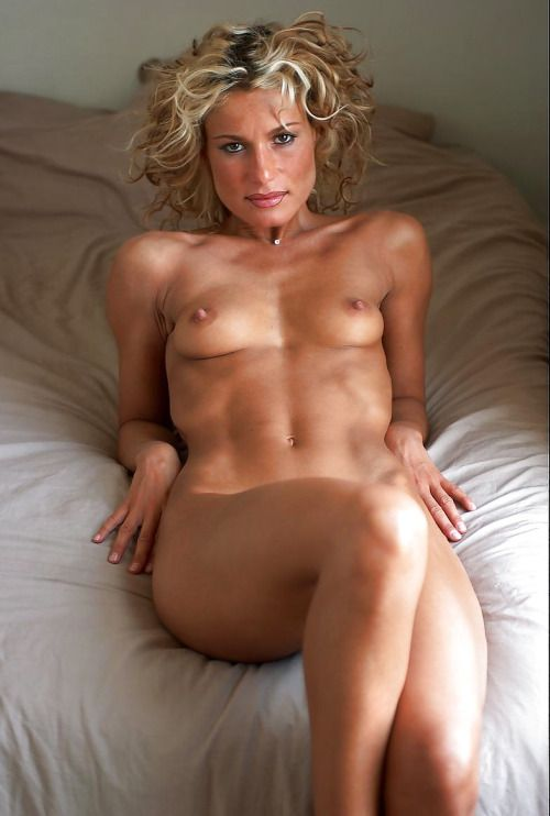 Mature nude women athletes