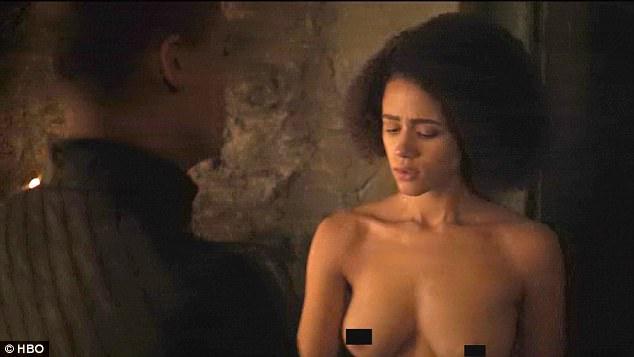 Nathalie emmanuel nude