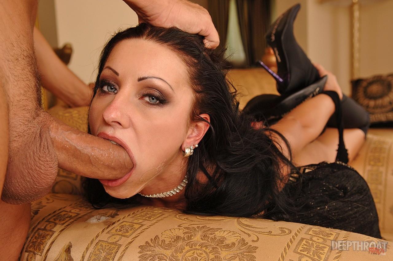 Deepthroat frenzy porn