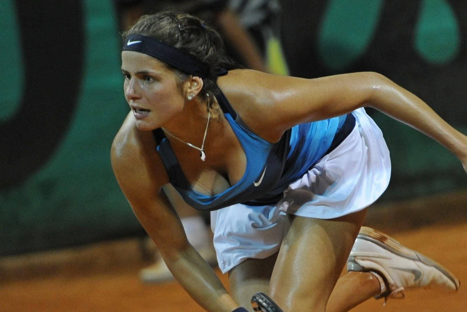 Beautiful tennis players nude