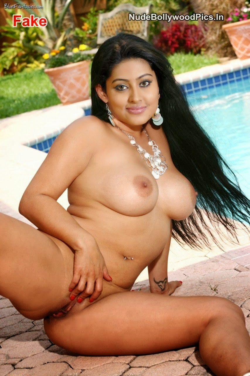 Big tits with erect nipples