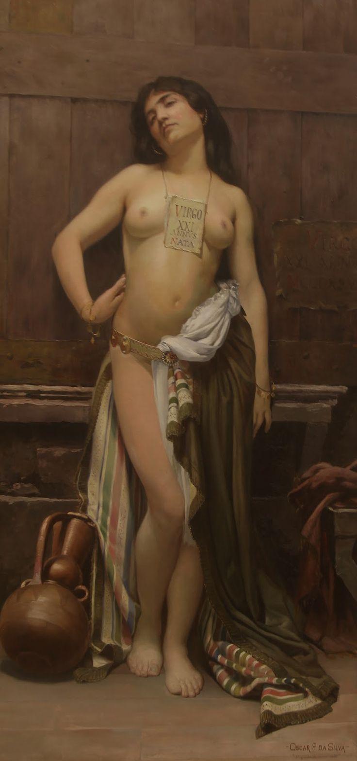 Ancient roman slave girl sex
