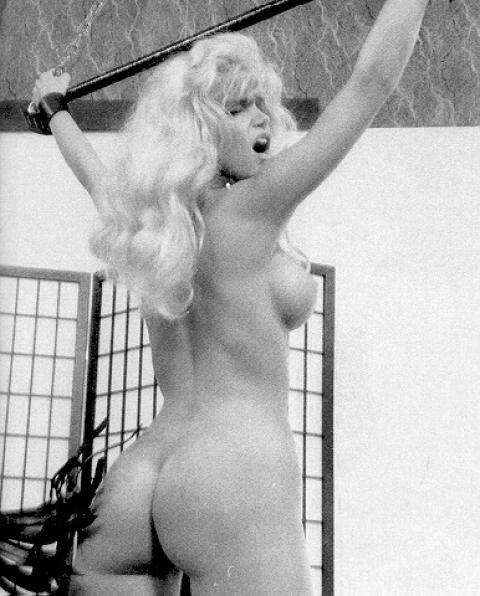 Vintage nudes amateur bondage