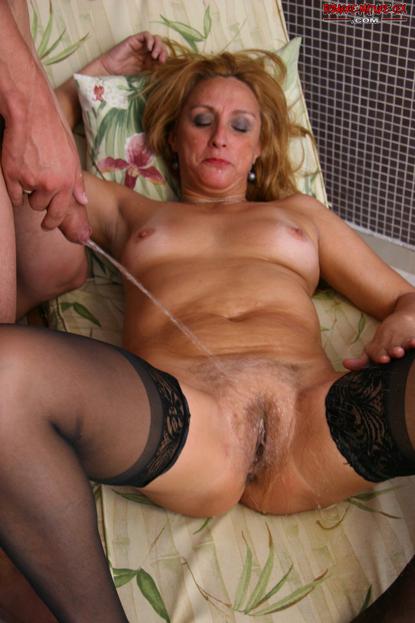 Mature fetish sex