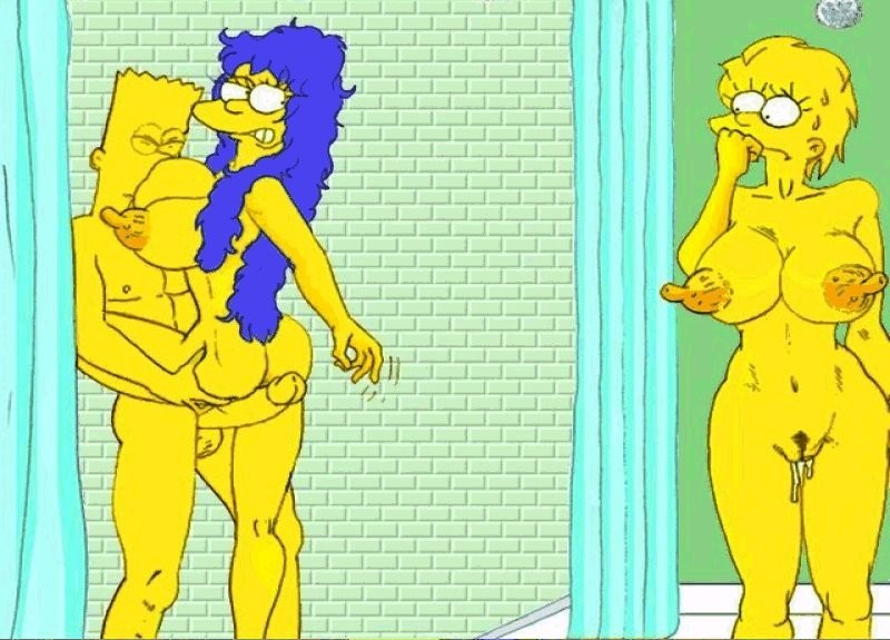 Simpsons never ending porn story