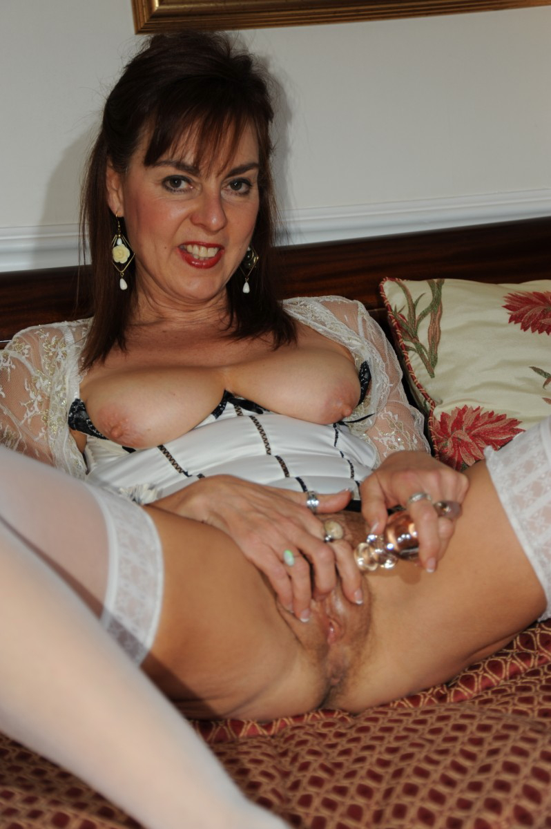 porn mature Georgie british