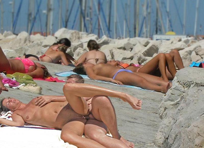 beach Florida sex nude