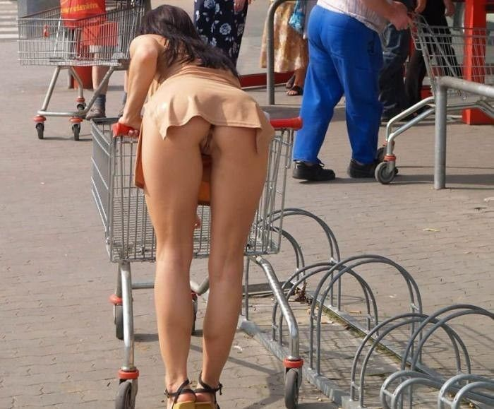 Naked at biker rallies