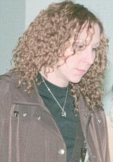 curvy goth Blonde busty