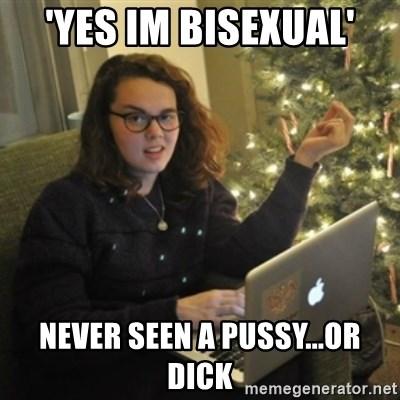 meme pussy College girl