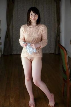 Naked amateur japanese nude