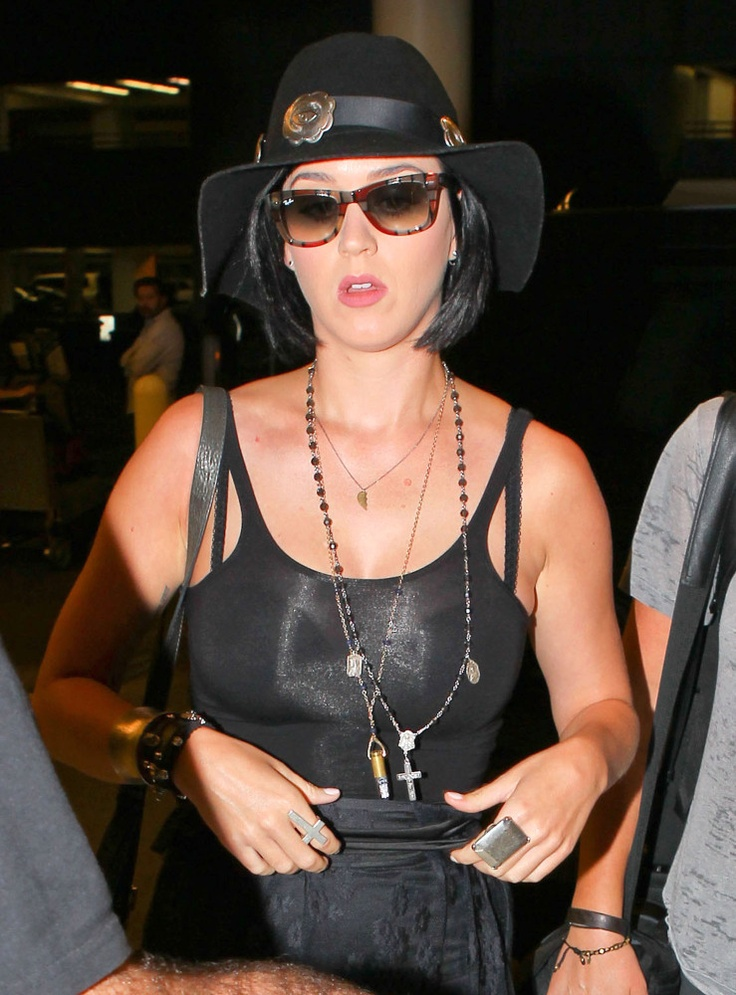 Katy perry see through bra