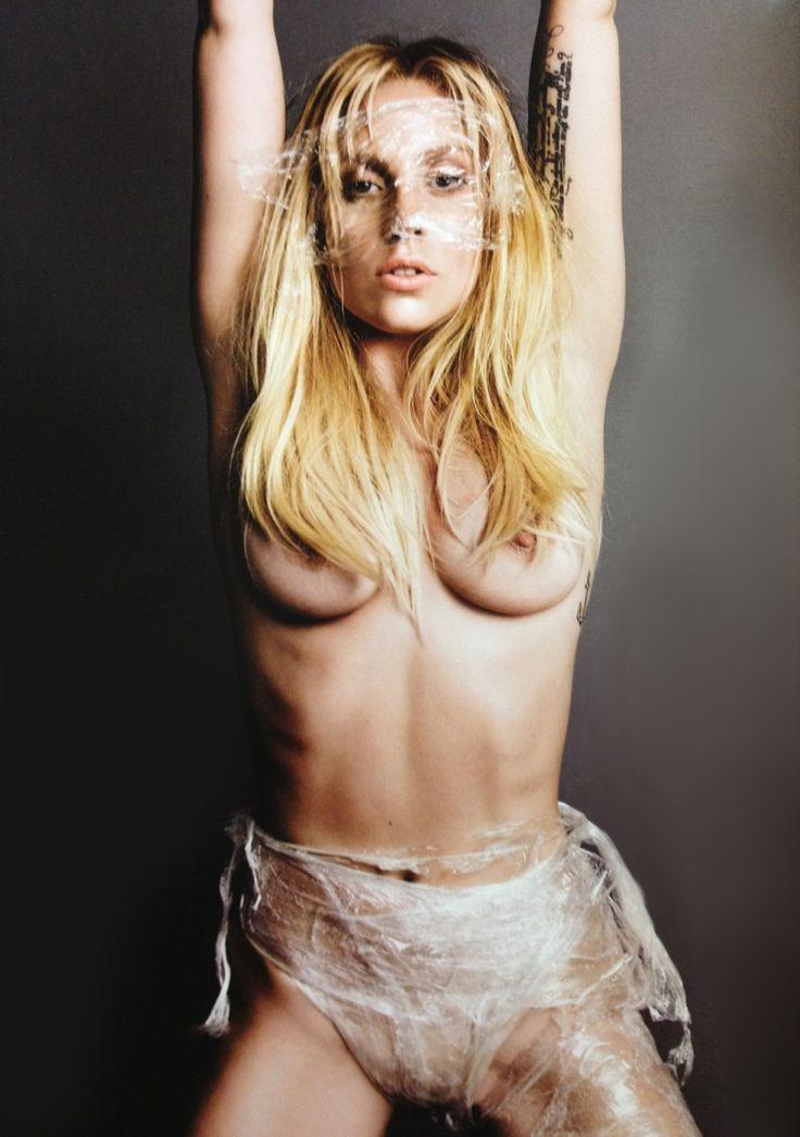 Lady gaga v magazine nude