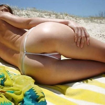 France nude beach voyeur