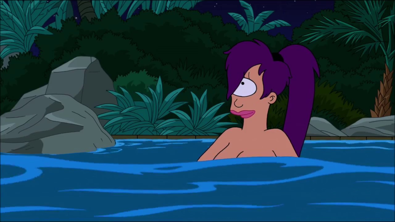 Futurama leela and amy porn