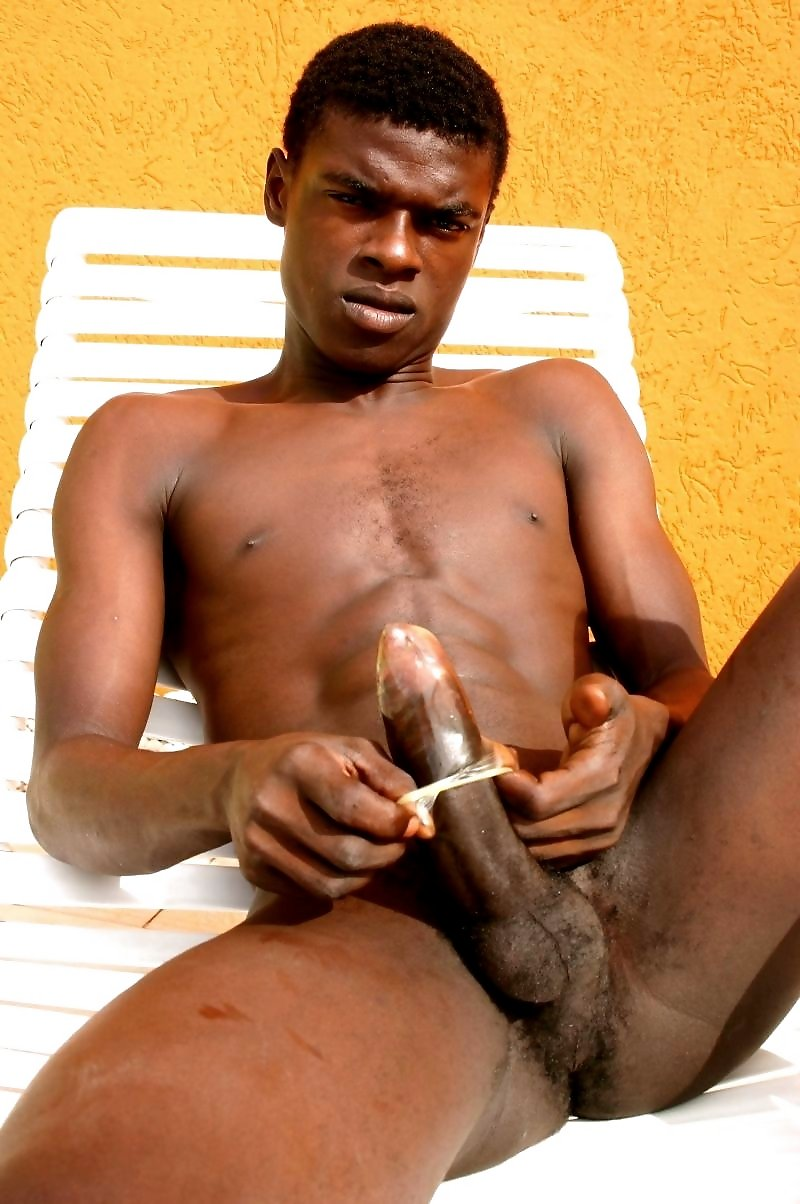 big black gay cocks African