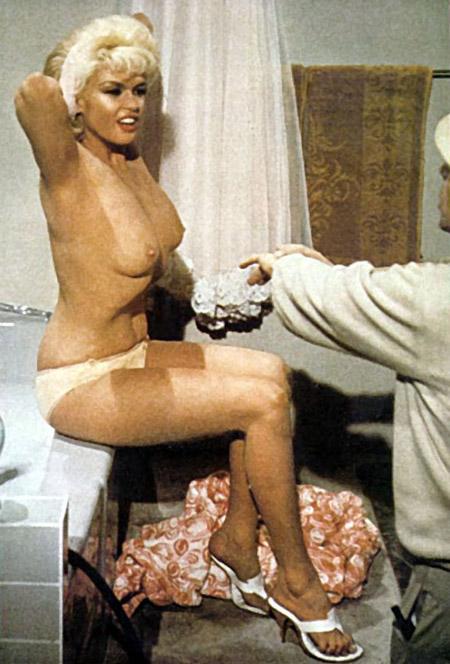 Actress jayne mansfield nude