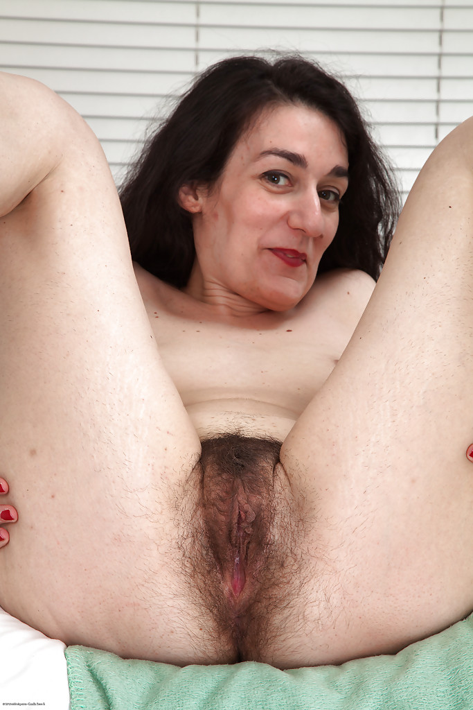 Ugly hairy women nude images — photo 5