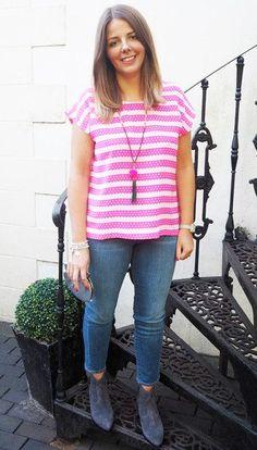 Callista model jeans