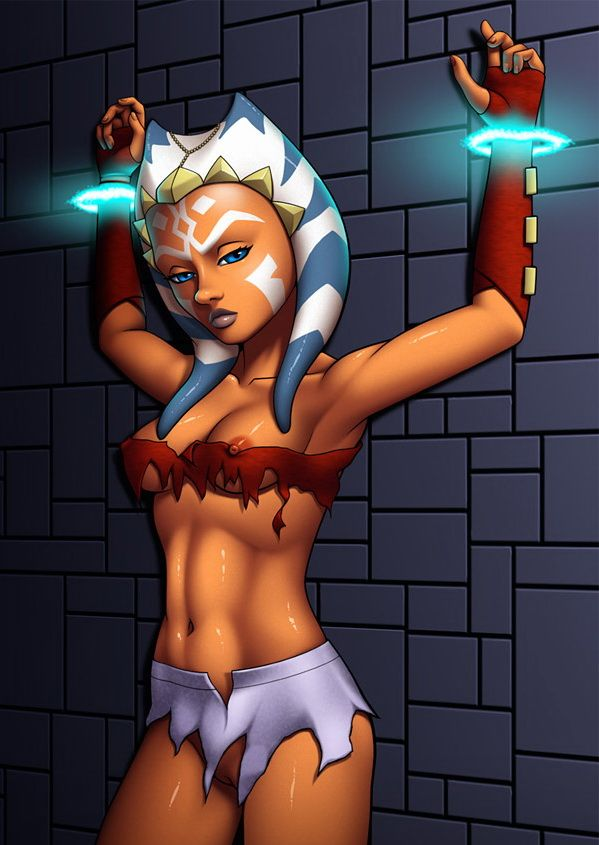 Sexy star wars nude