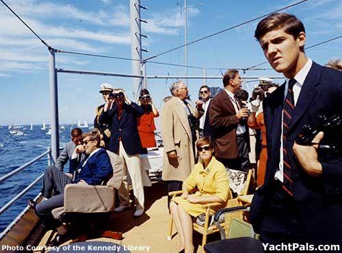Kerry kennedy cuomo boat