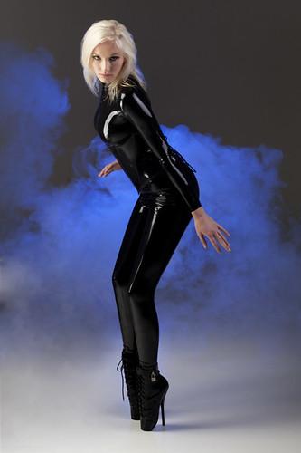 ballet boots Latex