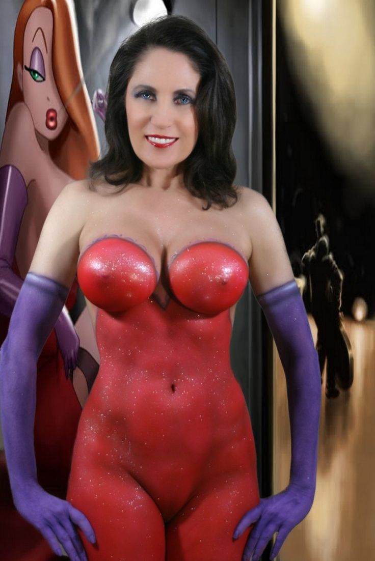 Hot naked big tits cosplay