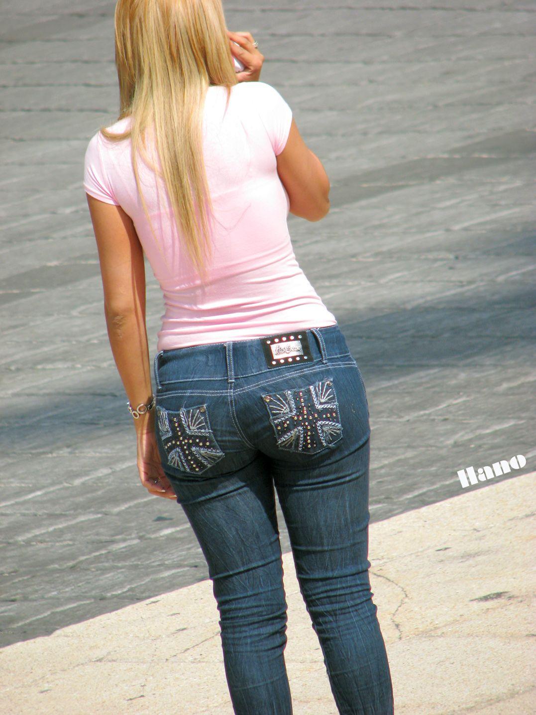 Candid bubble butt mature milf