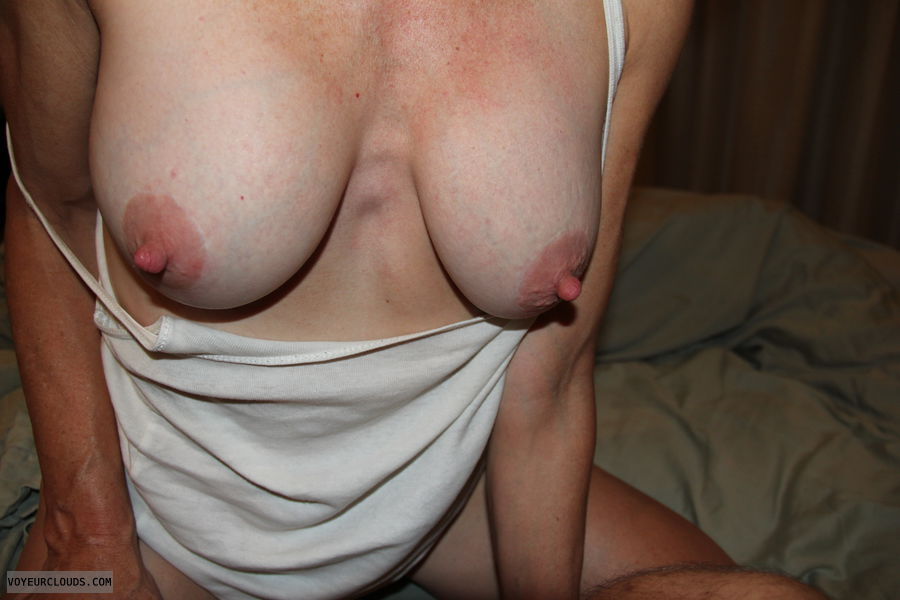 nipples hard Amateur long