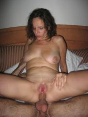 Middle aged women anal sex