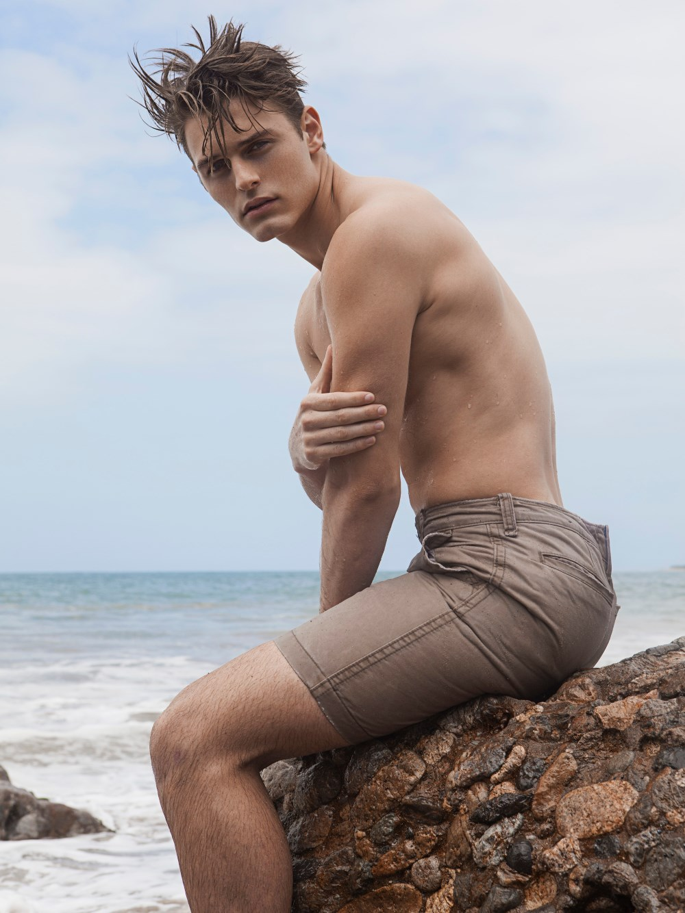 Mason naked james