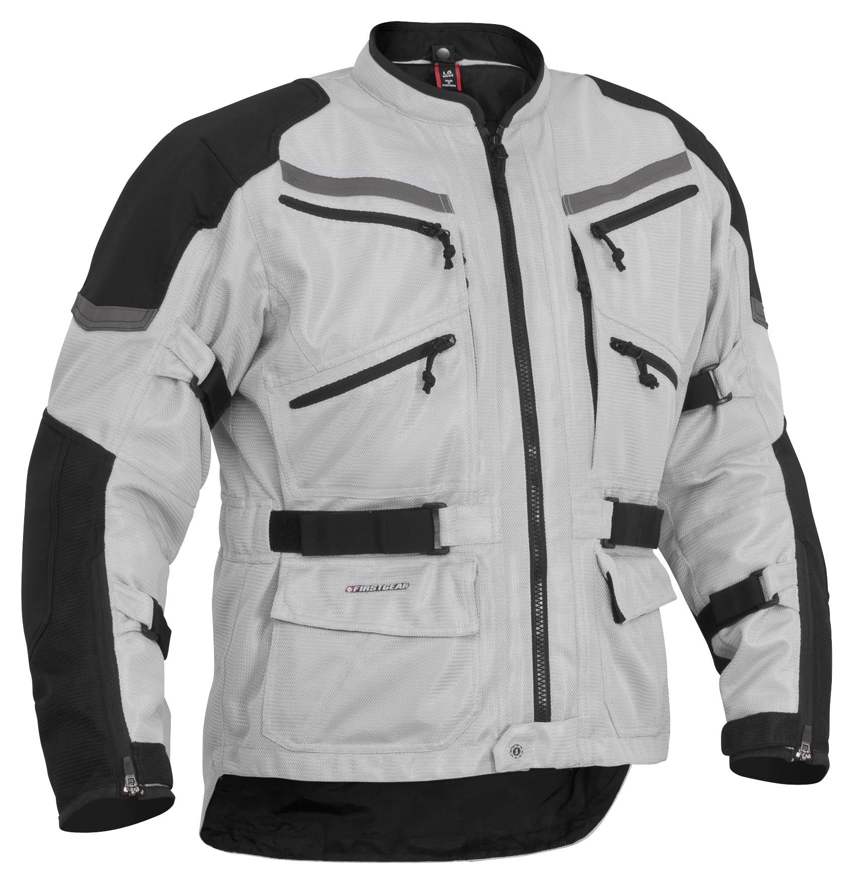 leather motorcycle jackets Mesh