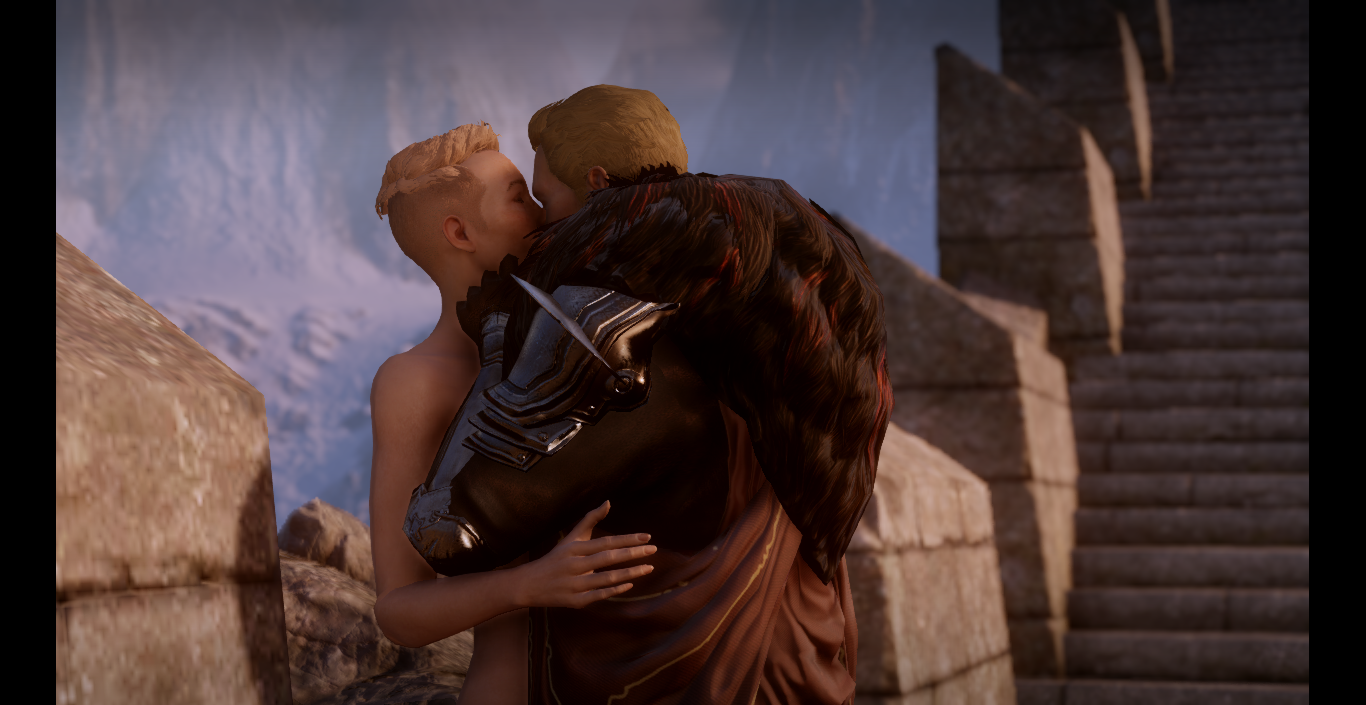 Dragon age inquisition cullen naked