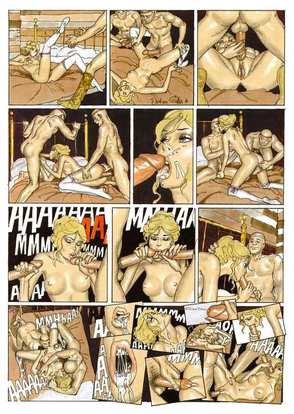 stories Cartoon comic sex
