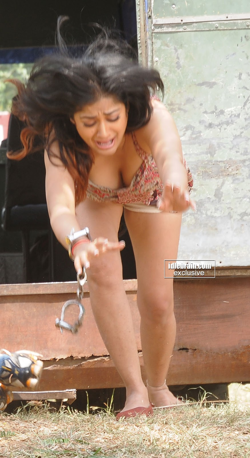 Kiran rathod boobs