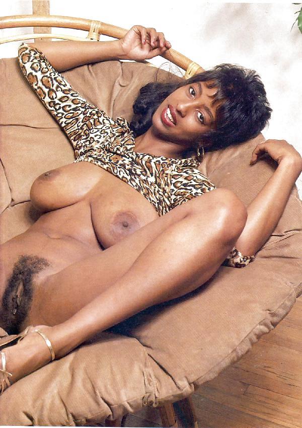 Vintage black porn stars