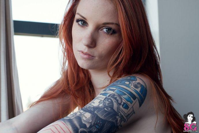 Kemper suicide girls redhead